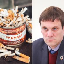 T. Tomilinas: daugiabučių gyventojai turi teisę į namus be tabako dūmų