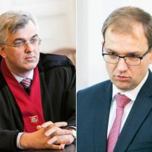 Politinės korupcijos byla: V. Gapšys siekia nušalinti prokurorą J. Laucių