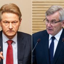 Viliasi, kad naujas Seimas sugebės priimti pataisą dėl R. Pakso
