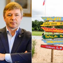 R. Karbauskis kartoja: Lukiškių aikštėje pliažų daugiau nebebus