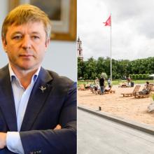 R. Karbauskis kartoja: Lukiškių aikštę turi valdyti Genocido centras