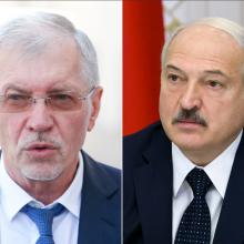 G. Kirkilas: A. Lukašenka supranta – jei nusileis Rusijai, taps nereikalingas