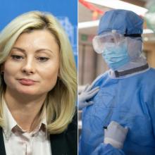 Dėl koronaviruso grėsmės Lietuvoje siūlo skelbti ekstremalią situaciją