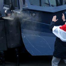 Baltarusiai imasi teisinių veiksmų prieš režimo kankinimus