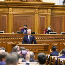 G. Nausėda: sankcijos Rusijai turi tęstis, kol ji nepasitrauks iš Ukrainos teritorijų