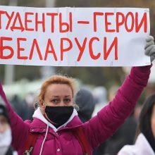 VU renka lėšas padėti režimo persekiojamiems baltarusių studentams