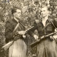 Našlaičių kapinėse Vilniuje atrasti dar vieno partizano palaikai
