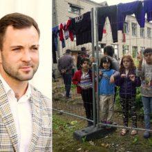 T. V. Raskevičius: migrantų perkėlimo procesas dar turi savų iššūkių
