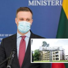 """G. Landsbergis Seimui pristato padėtį dėl Druskininkų sanatorijos """"Belorus"""""""