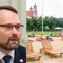 M. Kvietkauskas: taškas derybose dėl Lukiškių aikštės dar nepadėtas