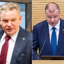 Premjero pasitikėjimas ministru nesusvyravo: laukia teisėsaugos sprendimo