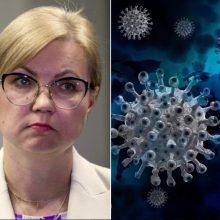 Seimo narė A. Norkienė užsikrėtė COVID-19: kovą paskiepyta pirmuoju skiepu