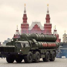 Rusija įspėjo: Maskva gali išplėsti karinį atsaką į Vakarų raketų grėsmes