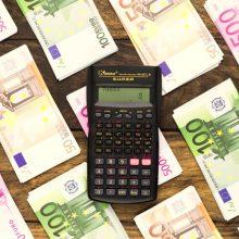 Įmonė pasigedo 100 tūkst. eurų: policija ieško įtariamos darbuotojos