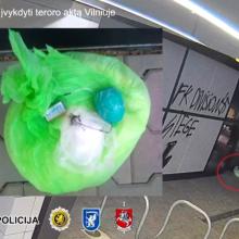 Teismas spręs, ar pratęsti suėmimą teroro aktą Vilniuje rengusiam studentui