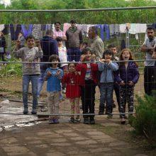 Ministrė: į tinkamas patalpas migrantus perkelti tikimasi per kelias savaites