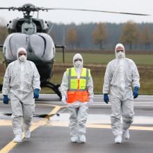 """Tęsiasi """"Astravo pratybos"""": specialistai mokėsi atlikti radiacinę žvalgybą"""