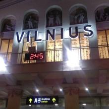 Vilniaus oro uoste sulaikytas penkerius metus ieškotas įtariamasis