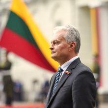 G. Nausėda: mažindamas ambasados Minske skaičių režimas rūpinasi tik savo išlikimu