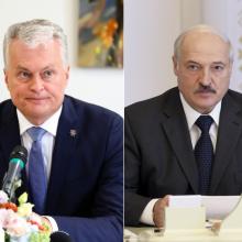 G. Nausėda: Europos Sąjunga turi paskelbti sankcijas Minskui