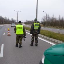 Pasienyje su Lenkija – sienos kontrolės atnaujinimo pratybos