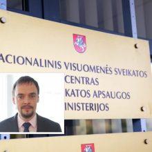 NVSC vadovas R. Petraitis atsisako iš pareigų trauktis savo noru