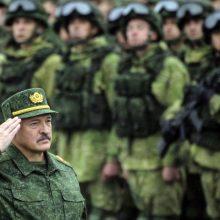 A. Skaisgirytė: su nerimu laukiame Rusijos ir Baltarusijos karinių pratybų
