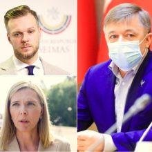 LVŽS kreipėsi į prezidentą dėl G. Landsbergio ir A. Bilotaitės tinkamumo eiti pareigas