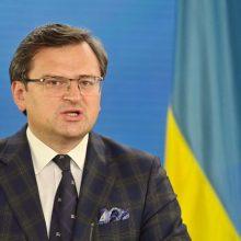 D. Kuleba: Rusijos skundas EŽTT prieš Ukrainą neturi šansų būti patvirtintas