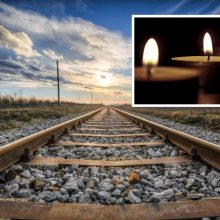 Kaune ant geležinkelio bėgių rastas mirusio vyro kūnas