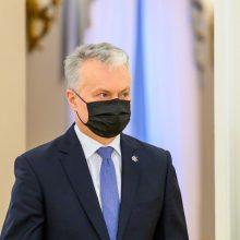 Prezidentas su krašto apsaugos ministru aptars kibernetinio saugumo iššūkius