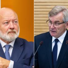 E. Gentvilas: V. Pranckietis atras savo vietą partijos sąraše