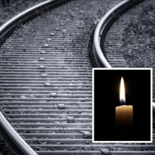 Vilkaviškio rajone šalia geležinkelio rastas vyro kūnas