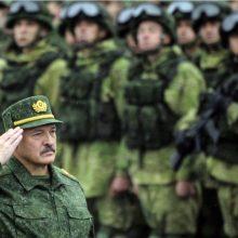 Įspėja: Rusijos ir Baltarusijos karinis aktyvumas Lietuvos pasienyje gali didėti