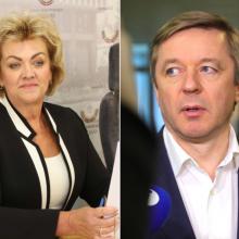 R. Karbauskis sako matantis pagrindą pradėti I. Rozovos apkaltą