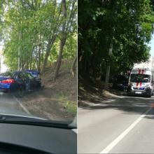 Kaune – skaudi avarija: sužaloti keturi žmonės