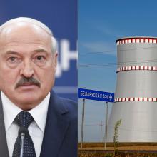 Sąjūdis prieš Astravo AE kreipėsi į A. Lukašenką: rinks parašus peticijai