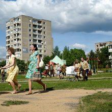 """Garsusis serialas """"Černobylis"""" įkvėpė susidomėjimo bangą Vilniumi"""