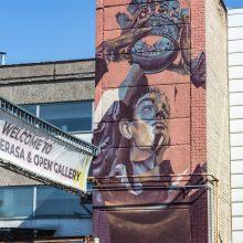 """""""Loftas Fest"""" festivalyje """"Open Gallery"""" pristatys naujus kūrinius"""