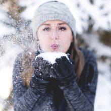 Orai: savaitgalis bus gana žiemiškas