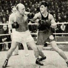 Istorija: 1948−1953 m. įvykusių lietuvio ir ruso akistatų ringe rezultatas – keturios A.Šociko pergalės, trys N.Koroliovo bei vienos lygiosios.