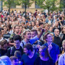 """Artėja festivalis """"Sostinės dienos 2019"""": ko galima tikėtis šiemet?"""