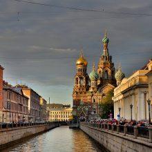 Lietuviai Sankt Peterburgą galės aplankyti su nemokama elektronine viza