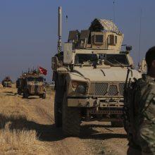 Ministrai: Lietuva ir Švedija su nerimu stebi Turkijos planus Sirijoje
