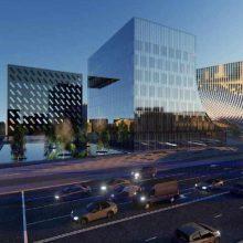 Stringa planai Vilniuje pastatyti naują teismų pastatą