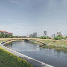 Ar naujas tiltas Vilniuje nėra prabanga?