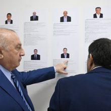 Lietuva nepripažįsta vadinamųjų prezidento rinkimų Abchazijoje