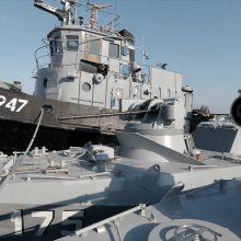 Ukrainos vicepremjeras: Rusijos grąžinti kariniai laivai – baisios būklės