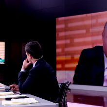 """""""Reporteriai be sienų"""" kritikuoja rusų televizijos RT draudimą Lietuvoje"""