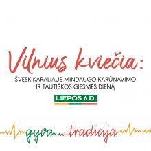 """Lukiškių aikštė liepos 6-ąją virs """"Laisvės karalyste"""""""